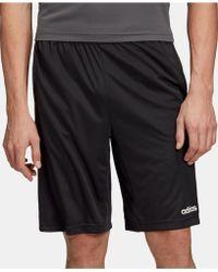 adidas Designed 2 Move Climacool® Training Shorts - Black