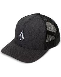Volcom - Full Stone Cheese Hat - Lyst