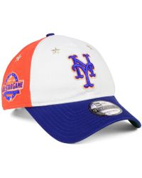 2399ebc2c34 KTZ - New York Mets All Star Game 9twenty Strapback Cap 2018 - Lyst