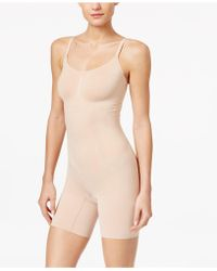 Spanx - Extra-firm Control Bonded Bodysuit Ss1715 - Lyst