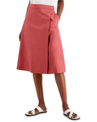 Alfani Flared Skirt, Created For Macy's