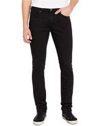 Buffalo David Bitton Ash-x Slim-fit Denim Jeans - Black