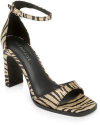 Rampage Jalen High Heeled Sandals - Multicolor