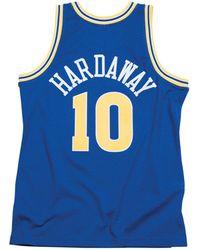 100% authentic 15f7b 90801 Tim Hardaway Golden State Warriors Hardwood Classic Swingman Jersey