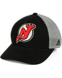 adidas - New Jersey Devils Geno Flex Cap - Lyst