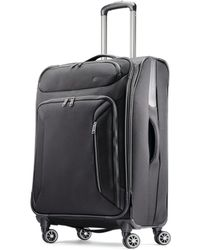 """American Tourister - Zoom 28"""" Softside Spinner Suitcase - Lyst"""