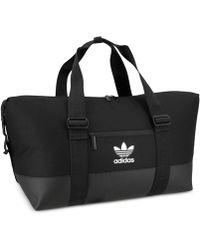 adidas - Originals Weekender Printed Duffel Bag - Lyst