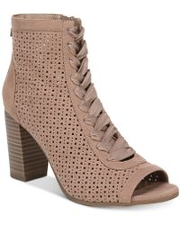 ffc491122610 Lyst - Women s Circus by Sam Edelman Sandal boots On Sale