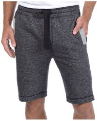 2xist - Men's Terry Pajama Shorts - Lyst