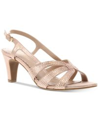 bad5d2a7a3a5 Charter Club - Delilaa Embellished Sandals