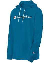 Champion - Men?s T-shirt Hoodie - Lyst