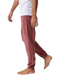 Cotton On Organic Jersey Sleep Pants - Multicolor