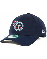KTZ - Tennessee Titans First Down 9forty Cap - Lyst