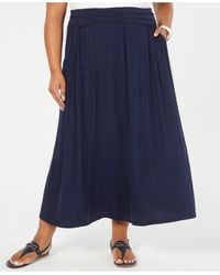 Style & Co. - Plus Size A-line Maxi Skirt, Created For Macy's - Lyst