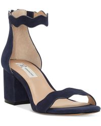 INC International Concepts - Hadwin Scallop Two-piece Sandals, Created For Macy's - Lyst