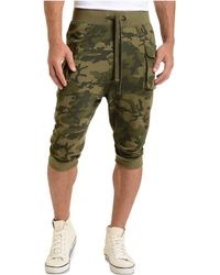 2xist - Athleisure Men's Cropped Cargo Pants - Lyst