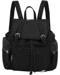 Kensie Utility Backpack - Black