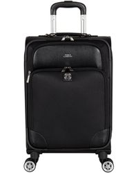 """Vince Camuto Jemma 20"""" Carry-on Luggage - Black"""