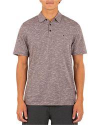 Hurley Stiller 3.0 Polo Shirt - Multicolour