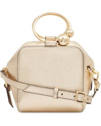Nine West - Moxie Top-handle Mini Crossbody - Lyst