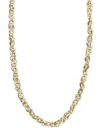 Macy's - Byzantine Necklace In 14k Gold - Lyst