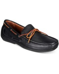 Polo Ralph Lauren - Roberts Tumbled Leather Drivers - Lyst