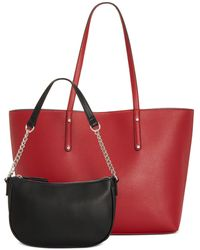 INC International Concepts Inc Zoiey 2-in-1 Tote, Created For Macy's - Multicolor