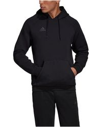 Tango Heavyweight French Terry Soccer Hoodie Black