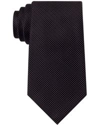 Sean John - Tie, Holiday Unsolid Solid - Lyst