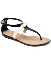 Charter Club Oleanda Jelly Sandals, Created For Macy's - Blue