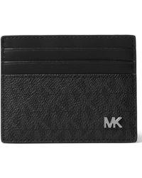 Michael Kors - Jet Set Card Case - Lyst