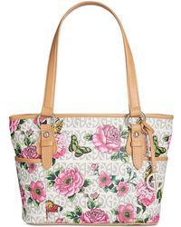 Giani Bernini - Block Signature Tote, Created For Macy's - Lyst