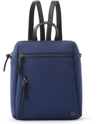 The Sak Olvera City Backpack - Blue