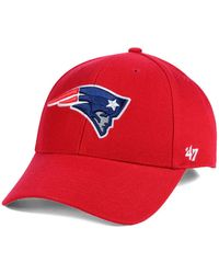 best sell cheap prices best prices 47 Brand New England Patriots Franchise Hat in Navy (Blue) for Men ...
