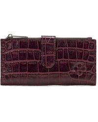 Patricia Nash Nazari Bifold Wallet - Purple