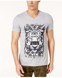 INC International Concepts - Men's Graphic-print T-shirt - Lyst