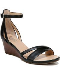 Franco Sarto Davina 2 Sandals - Black
