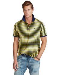 Polo Ralph Lauren Classic-fit Soft Cotton Polo Shirt - Multicolor