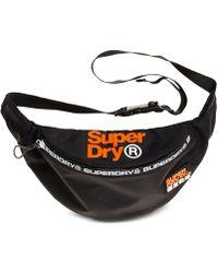 Superdry Freshman Waist Pack - Black