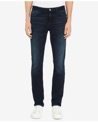 Calvin Klein - Skinny-fit Stretch Jeans - Lyst
