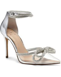 INC International Concepts Lidani Pointed-toe Clear Vinyl Pumps, Created For Macy's - Multicolour