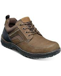 Nunn Bush Quest Rugged Casual Boots - Brown