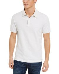 DKNY Stackable Regular-fit Polo Shirt - White