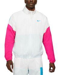 Nike Retro Basketball Jacket - Multicolor