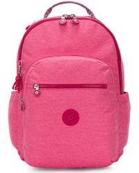 Kipling Seoul Go Xl Backpack - Pink