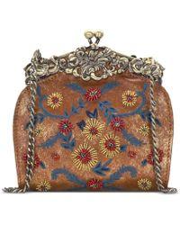 Patricia Nash - Rosaria Frame Small Shoulder Bag - Lyst