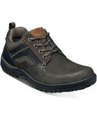 Nunn Bush Quest Moc Toe Oxford Sneaker - Wide Width Available - Multicolour