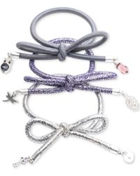 Lonna & Lilly - 3-pc. Embellished Hair Tie Set - Lyst