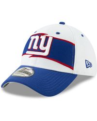 87016a3df Lyst - Ktz New York Giants New Team Classic 39thirty Cap in Blue for Men