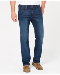 Tommy Hilfiger Tommy Jeans Relaxed-fit Stretch Jeans - Blue
